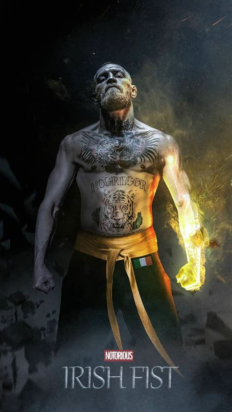 mcgregor bosslogic wallpaper  adios