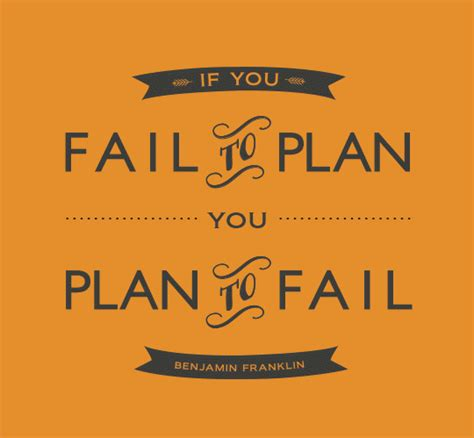 Successful Cv Exles by Failing To Plan Is Planning To Fail Exles My About