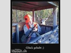 RehSelfie mit einem Jäger Bild lustichde