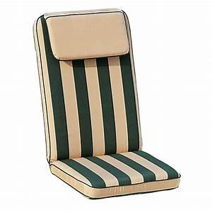 Coussin De Fauteuil De Jardin : coussin pour fauteuil de jardin haut dossier maison ~ Dailycaller-alerts.com Idées de Décoration