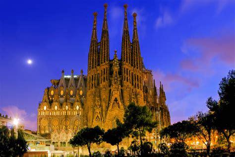 BILDER: Sagrada Familia in Barcelona, Spanien | Franks ...