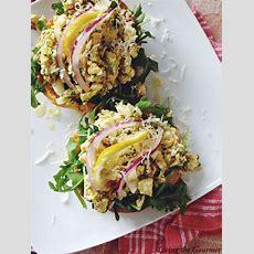 Mediterranean Style Egg Salad  Living The Gourmet