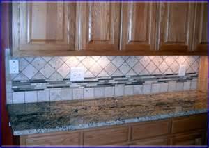 Tile Borders For Kitchen Backsplash Border Mosaic Tile Backsplash Designs
