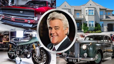 Jay Leno Lifestyle, Income, Family, Net Worth, Car