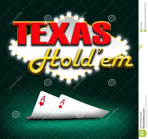Texas Hold'em Stock Photography  Image 35401362