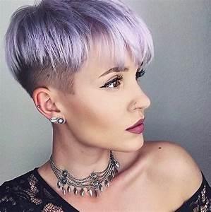 Hairstyles For Very Short Hair Female Best Short Hair Styles