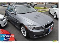 2011 Space Gray Metallic BMW 3 Series 328i Sedan #51669862