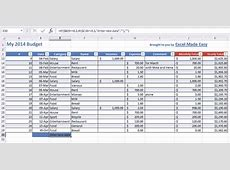 Excel Template Expenses calendar template excel
