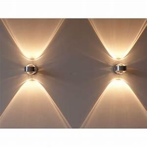 Puk Top Light : top light puk maxx wall plus chrom matt designer lampen leuchten mit preisgarantie ~ Yasmunasinghe.com Haus und Dekorationen