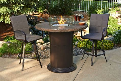fire pit bar table fire pits tables big ash
