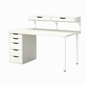 Petit Bureau Angle : petit bureau ikea l gant bureau blanc 120 petit bureau d angle blanc ~ Teatrodelosmanantiales.com Idées de Décoration