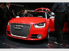 Audi brings the A1 in the US