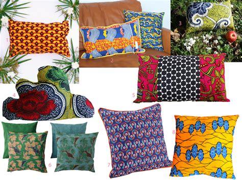 deco wax le tissu africain colore la maison clem around the corner