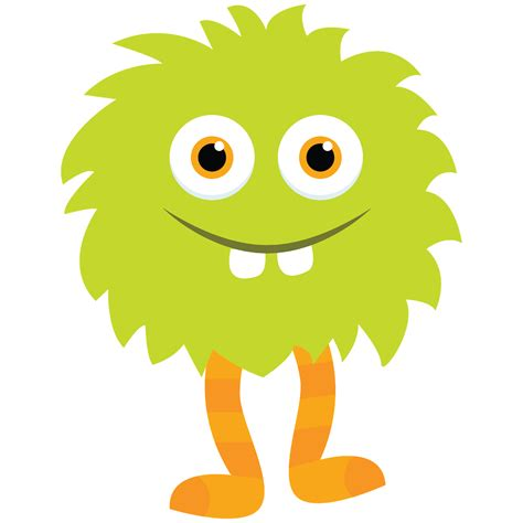 Monsters Clip Art Free  Clipart Panda  Free Clipart Images