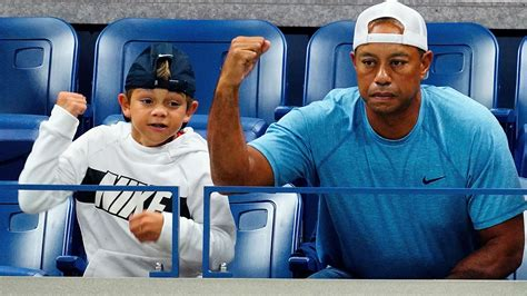 Tiger Woods to play with son Charlie at PNC Championship ...