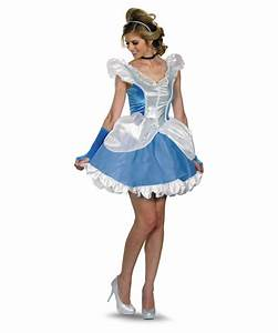 Cinderella Disney Princess Adult Costume - Women Disney ...