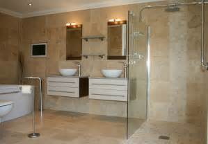 tiled bathroom ideas pictures vente en gros travertin 4040cm cc mix destockage grossiste