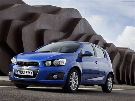 Chevrolet Aveo 2018 Exotic Car Picture 01 Of 38 Diesel