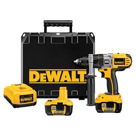 dewalt  volt   cordless drill  lowescom