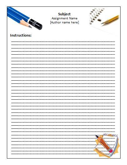 name writing template handwriting paper template microsoft word templates
