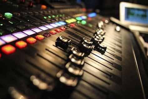 Professional Music Studios Mixer