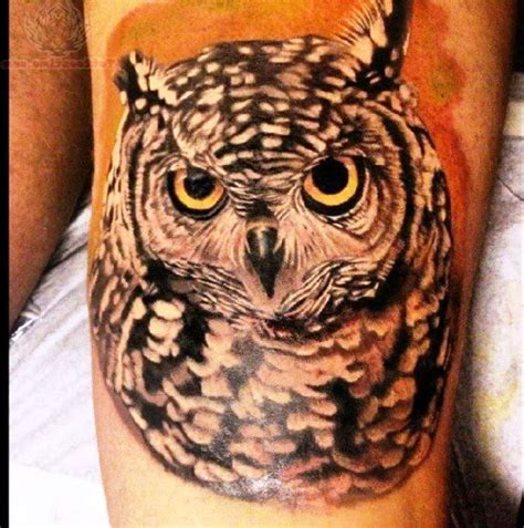 foto de 80 besten Eulen Tattoos Bilder auf Pinterest Eulen