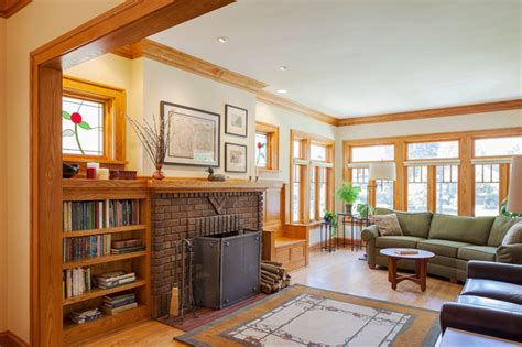 floor and decor evanston evanston bungalow addition traditional living room chicago by kipnis architecture planning
