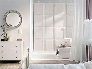 Schlafzimmer Kommode Ikea : schlafzimmer eingerichtet u a mit pax kleiderschrank mit einrichtung in wei und hemnes t ren ~ Sanjose-hotels-ca.com Haus und Dekorationen
