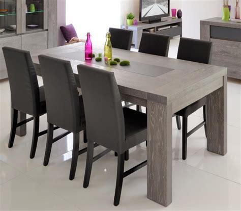 Prettiest Grey Wood Dining Table Models   Homeideasblog.com