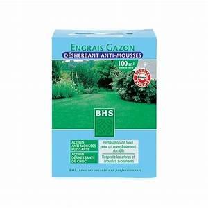 Engrais Gazon Naturel : engrais gazon anti mousse d sherbant perfect green bhs ~ Premium-room.com Idées de Décoration