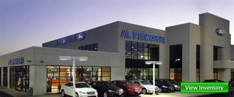 Highly Rated Ford Dealer Near Oak Park, IL   Al Piemonte Ford