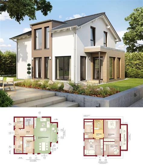 Haus Modern Satteldach by Einfamilienhaus Modern Haus Solution 125 V7 Living Haus