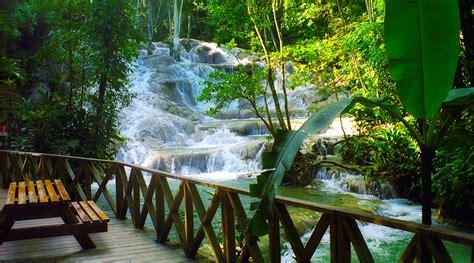 ocho rios dunns river falls  jamaica wheelchair taxi