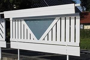 Balkonverkleidung Aus Holz : zaun balkonsysteme ~ Lizthompson.info Haus und Dekorationen