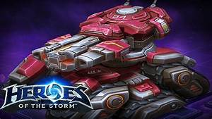 How To Play Heroes Of The Storm Sgt Hammer Tips Tips