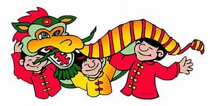 Chinese Clipart Holidays Dragon China Parade Festival