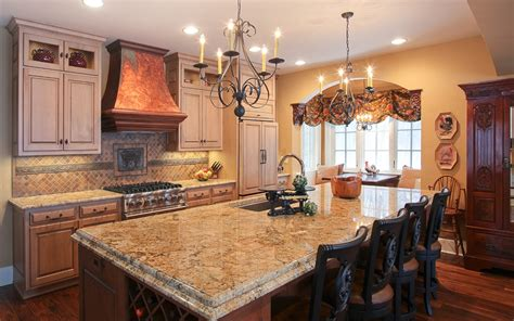 martins country kitchen country retreat martin brothers contracting 4026