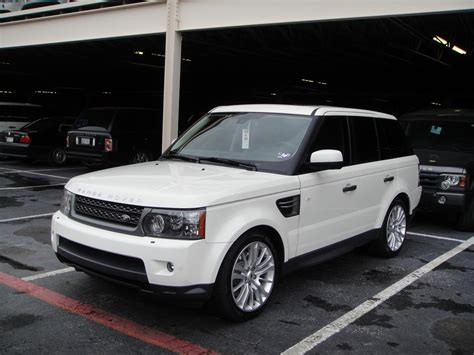 Just Picked Up 2010 Range Rover Sport