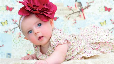 Most Beautiful Baby Girl Wallpapers  Hd Pictures & Images