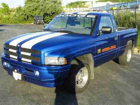 Sell Used Dodge Ram Indy Pace Truck West