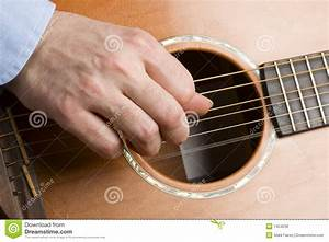 Acoustic Guitar Player Royalty Free Stock Image - Image ...