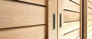 Porte Placard Coulissante Bois : porte placard bois avec les meilleures collections d 39 images ~ Teatrodelosmanantiales.com Idées de Décoration
