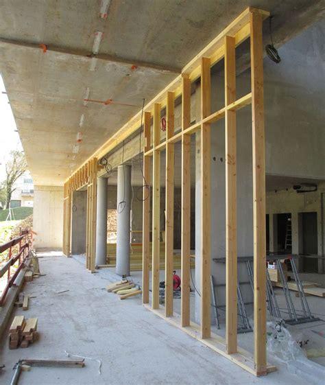 cloison en bois interieur cloison exterieur bois myqto