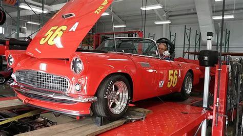ford thunderbird racecar youtube