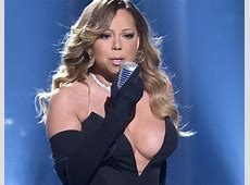 Mariah Carey has a few oops in Japan watch Rolling Out