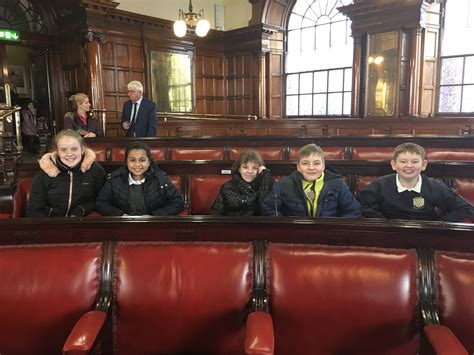 school council barlows primary school