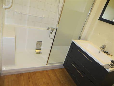 salle de bains apt 84 receveur monobloc sans joint de silicone salle d o