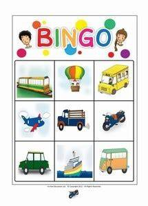 Flashcards Bingo Games For Kids