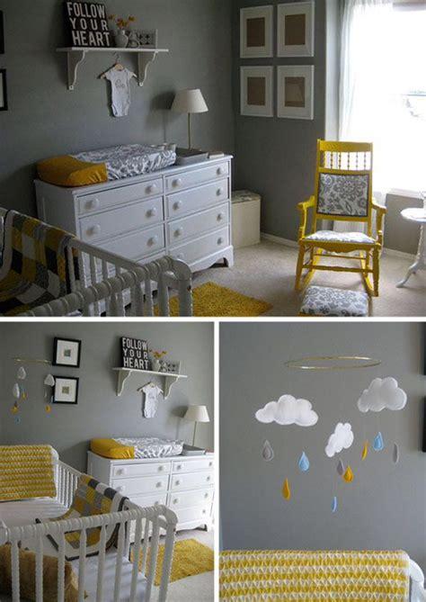 chambre bébé jaune et gris les 25 meilleures idées de la catégorie chambres d 39 enfant