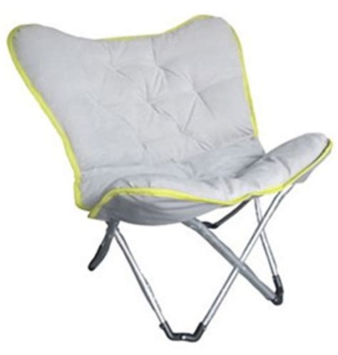 memory foam butterfly chair 55 off at kohls com